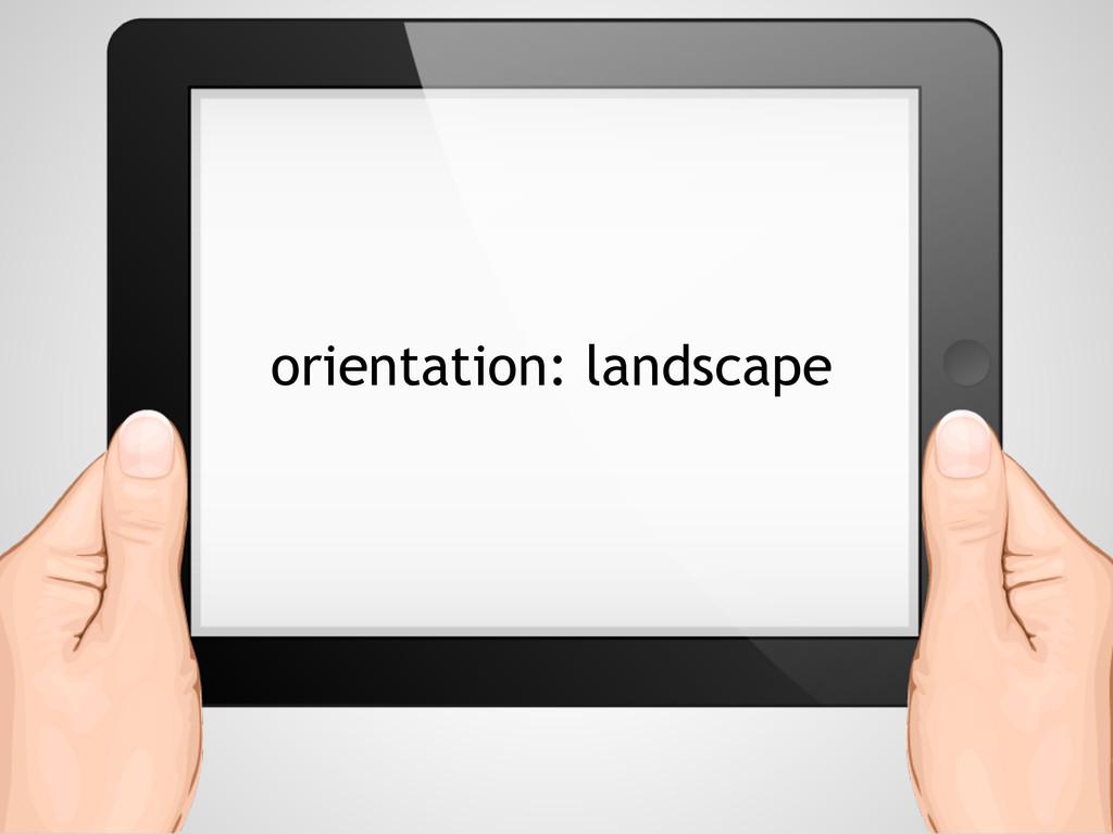 orientation: landscape