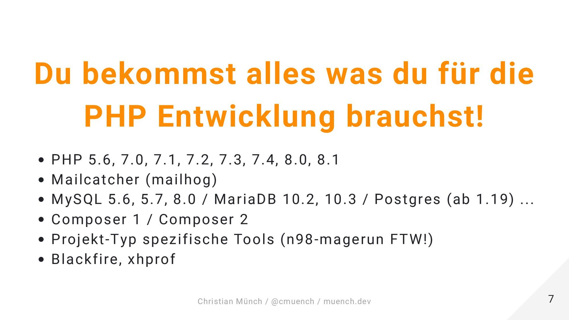 ❯ ddev start Starting example-project... Pushed...