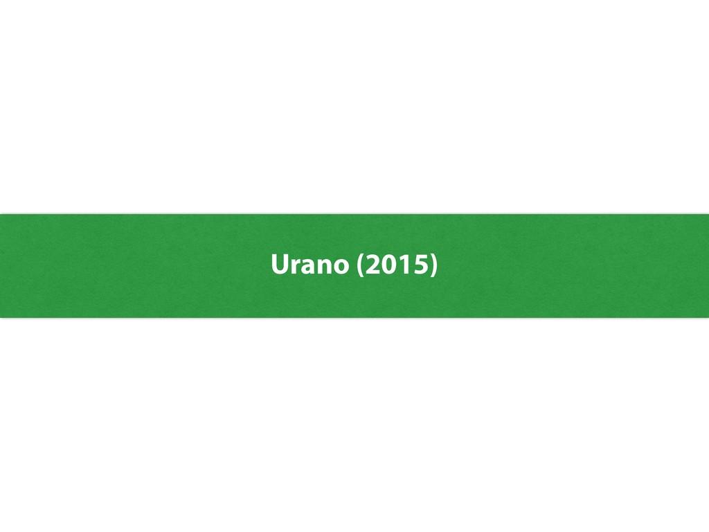 Urano (2015)