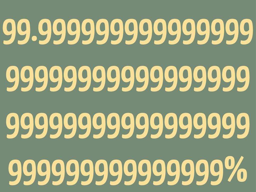 99.999999999999999 99999999999999999 9999999999...