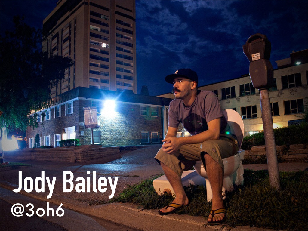 Jody Bailey @3oh6