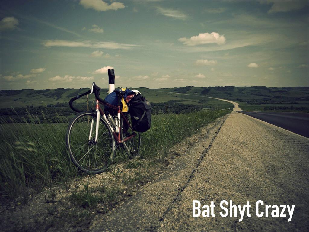 Bat Shyt Crazy