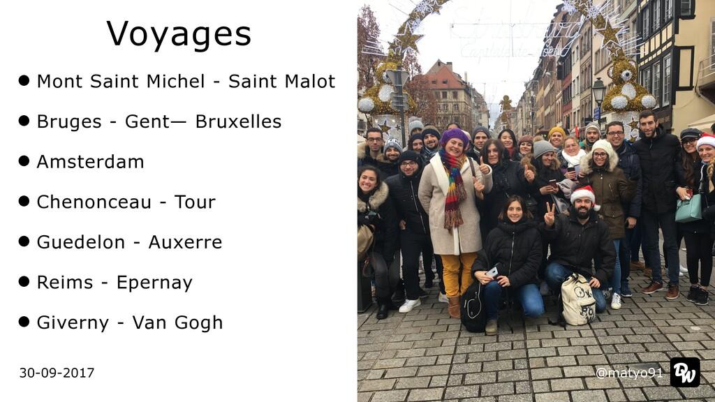Mont Saint Michel - Saint Malot   Bruges - Gent...