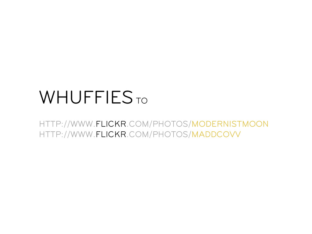 HTTP://WWW.FLICKR.COM/PHOTOS/MODERNISTMOON HTTP...