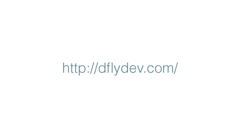 http://dflydev.com/