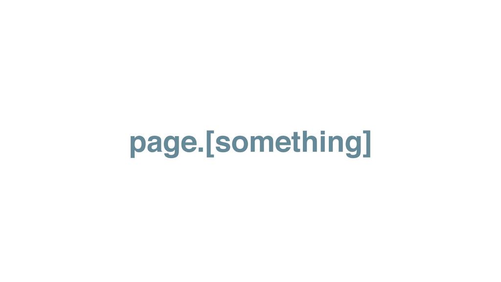 page.[something]
