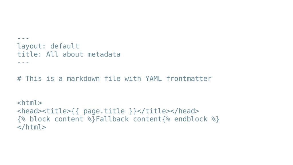--- layout: default title: All about metadata -...
