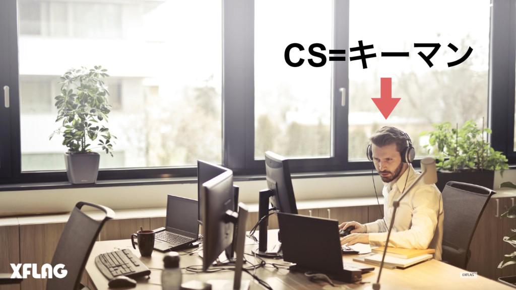 CS=ΩʔϚϯ