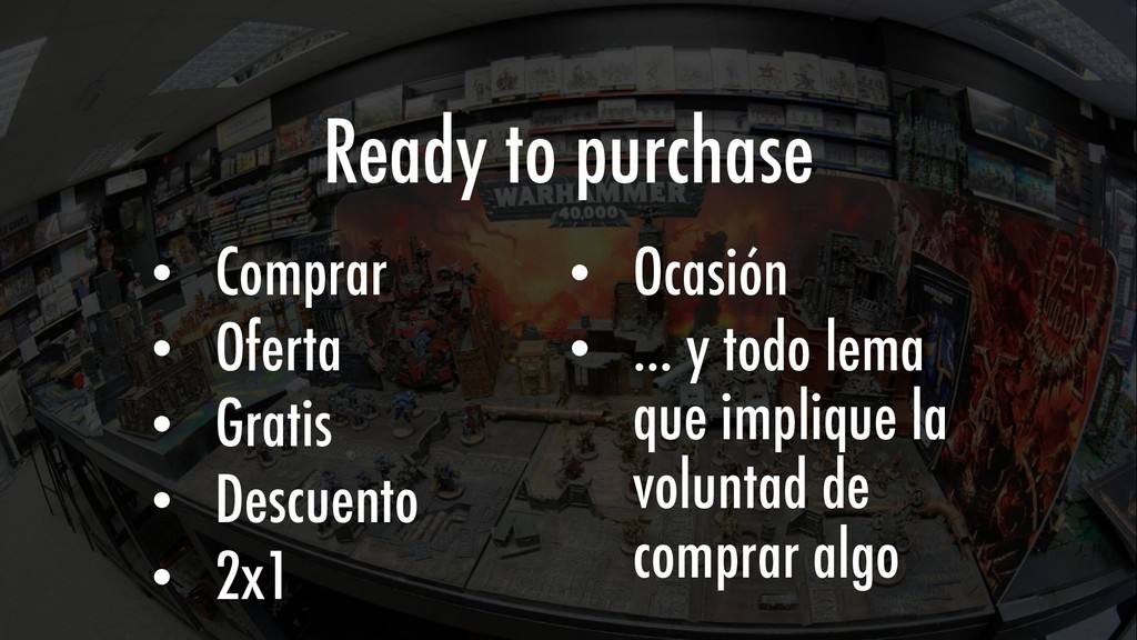 Ready to purchase • Comprar • Oferta • Gratis •...