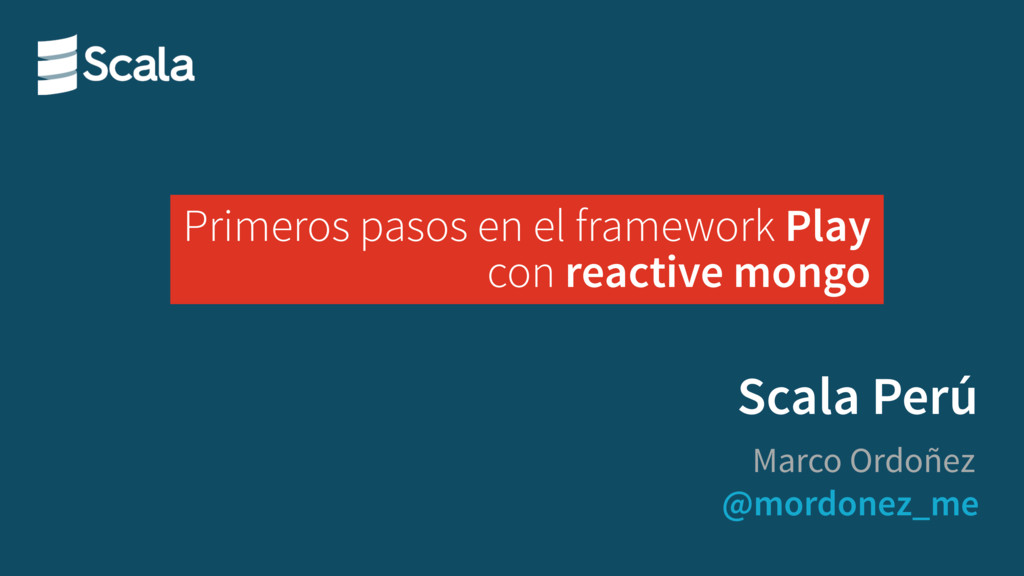 @mordonez_me Marco Ordoñez Scala Perú Primeros ...