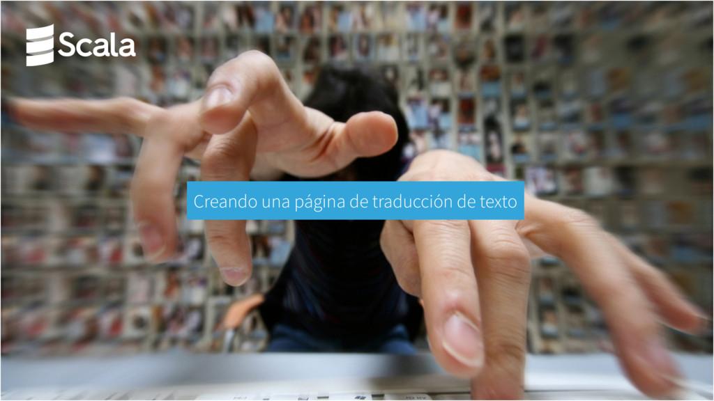 Perú user group Creando una página de traducció...