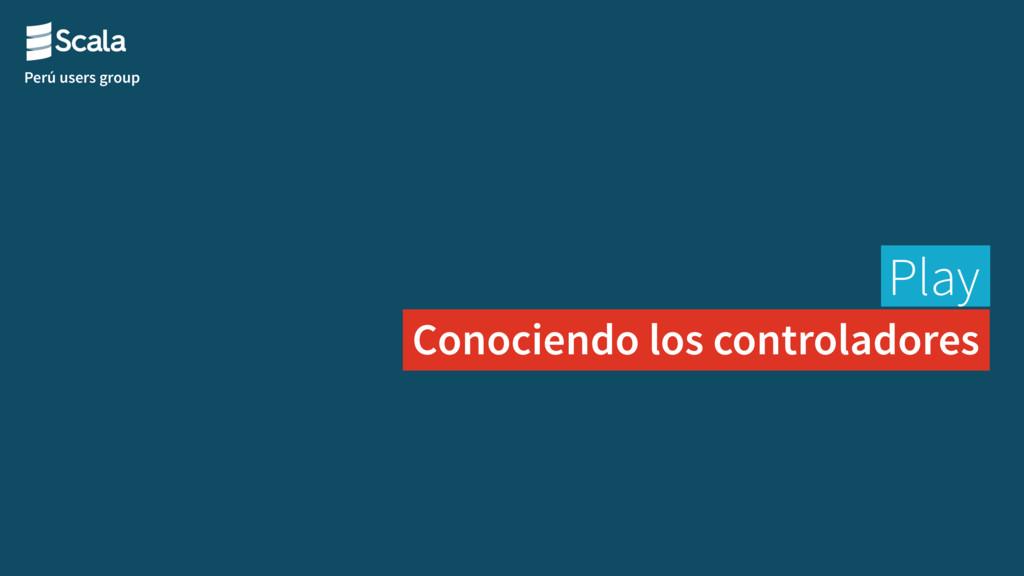 Perú users group Play Conociendo los controlado...