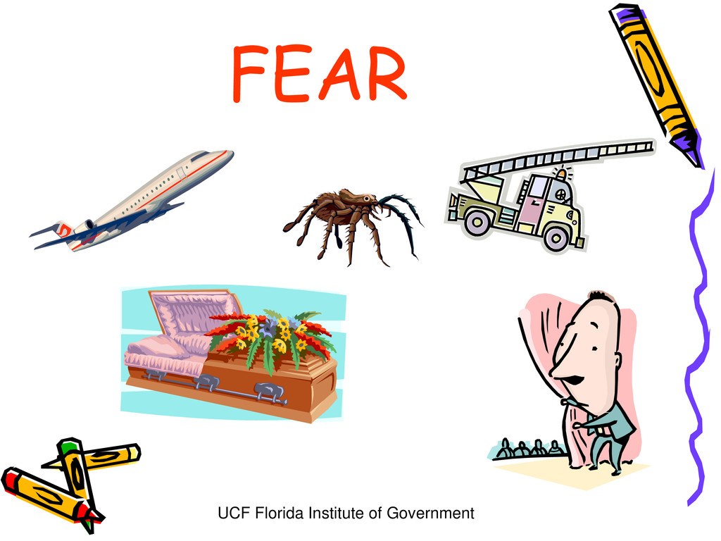 UCF Florida Institute of Government FEAR