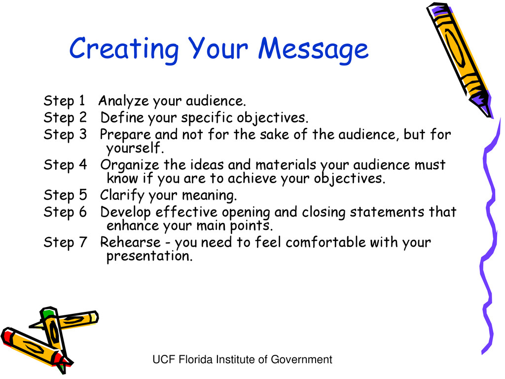 UCF Florida Institute of Government Creating Yo...