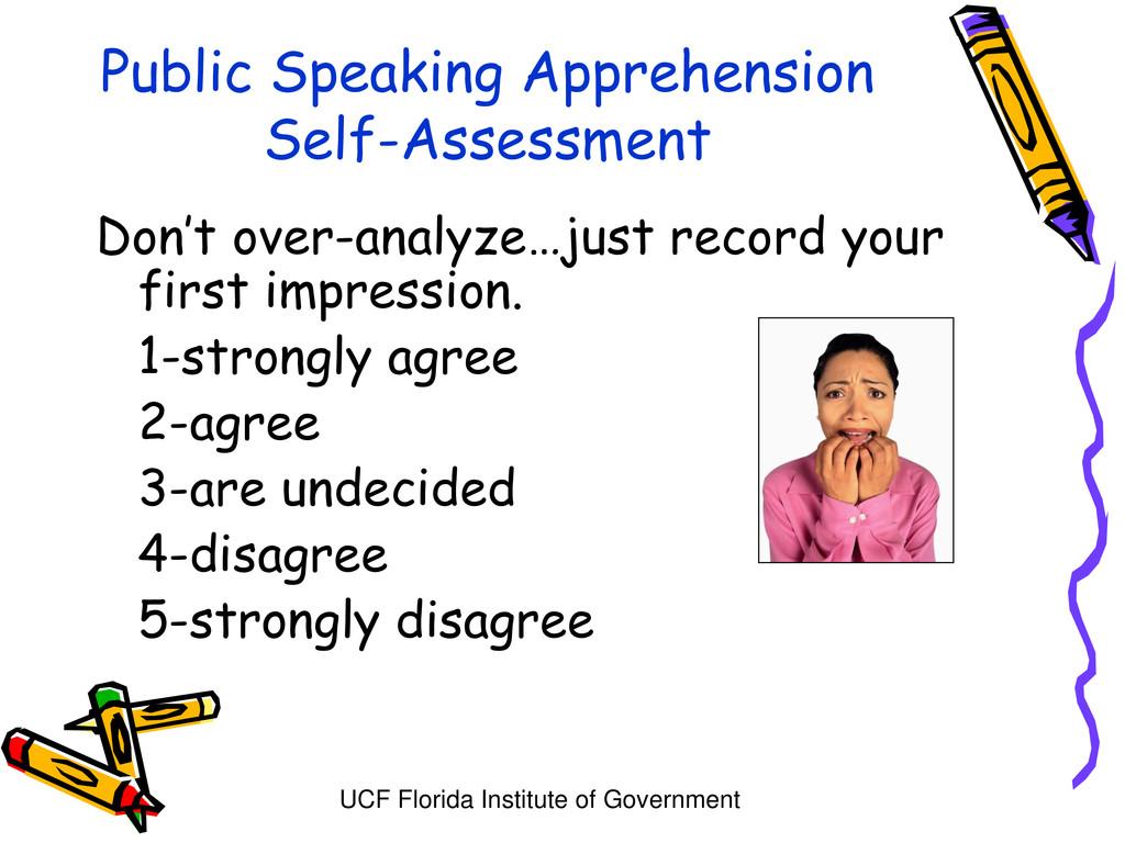 UCF Florida Institute of Government Public Spea...