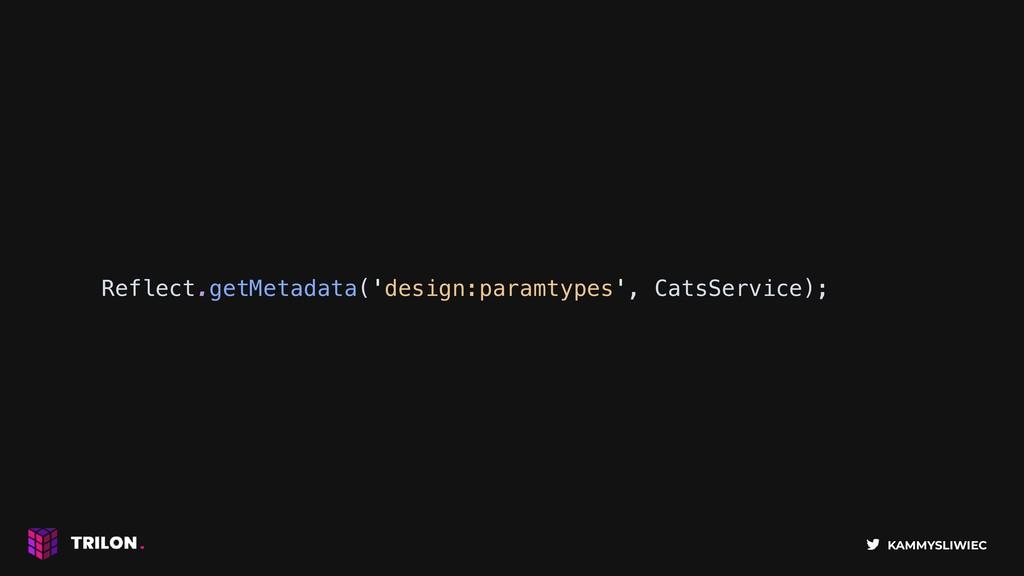 KAMMYSLIWIEC Reflect.getMetadata('design:paramt...