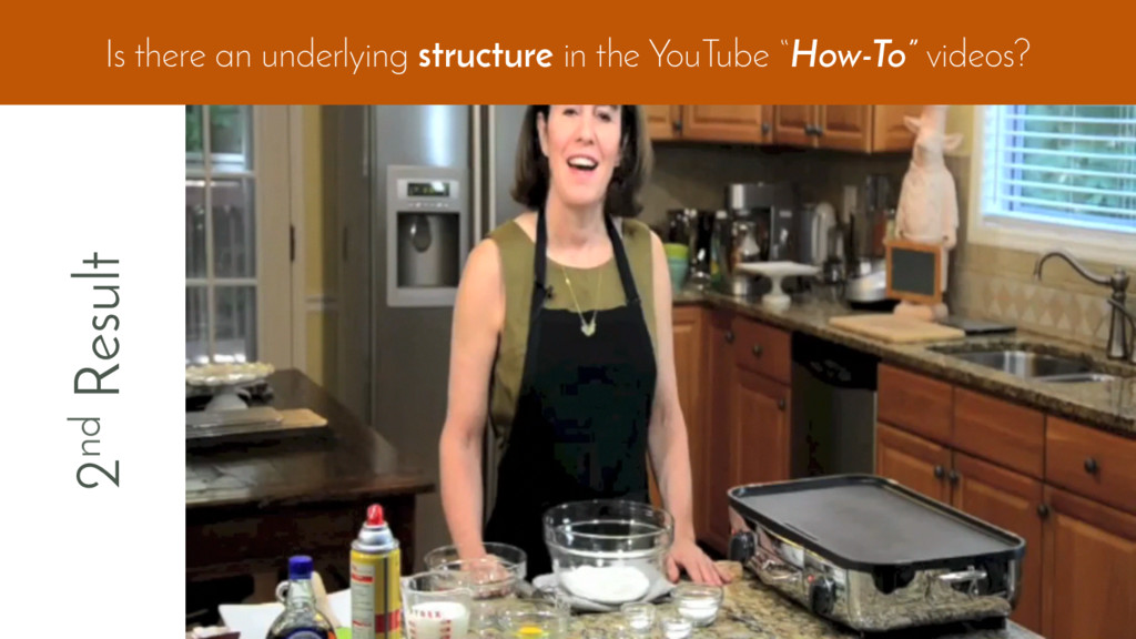 Is there an underlying structure in the YouTube...