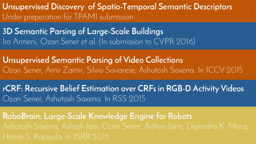 rCRF: Recursive Belief Estimation over CRFs in ...