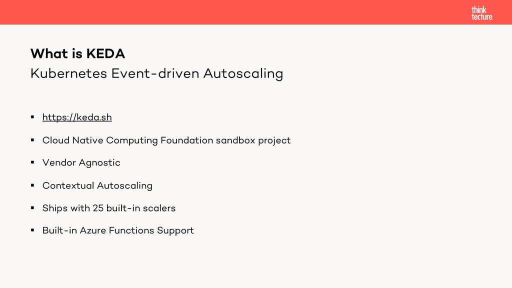 Kubernetes Event-driven Autoscaling § https://k...