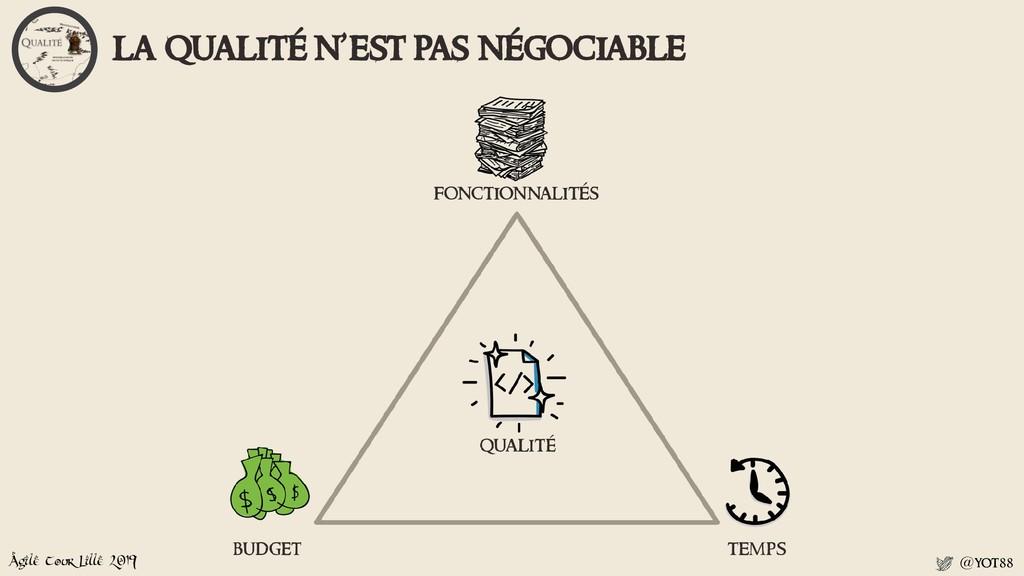 Agile Tour Lille 2019 @yot88 la qualité n'est p...