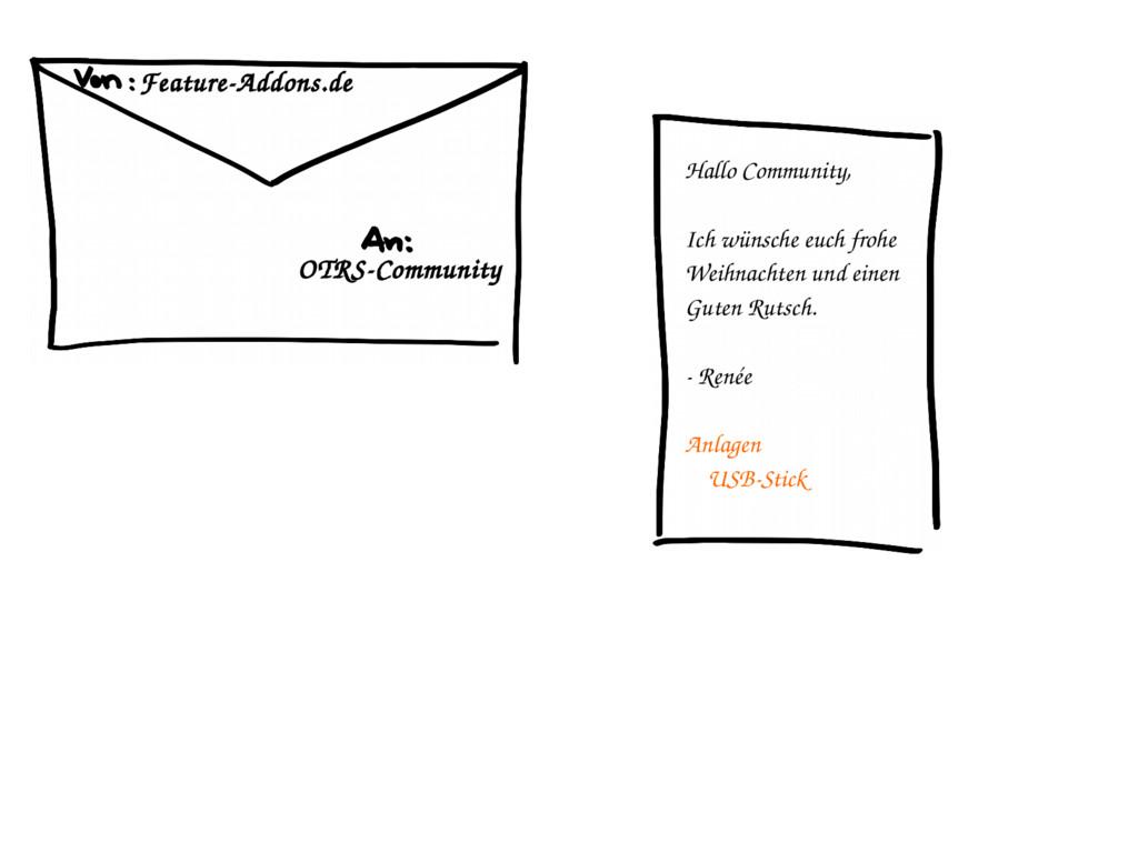 Feature-Addons.de OTRS-Community Hallo Communit...