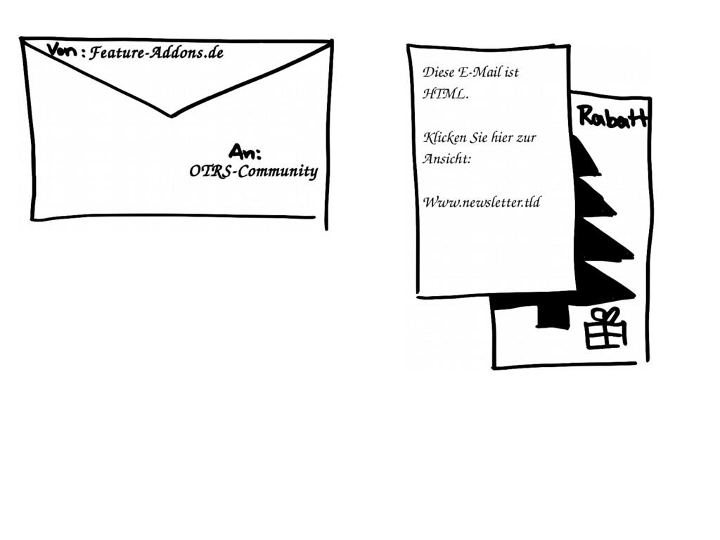 Feature-Addons.de OTRS-Community Diese E-Mail i...
