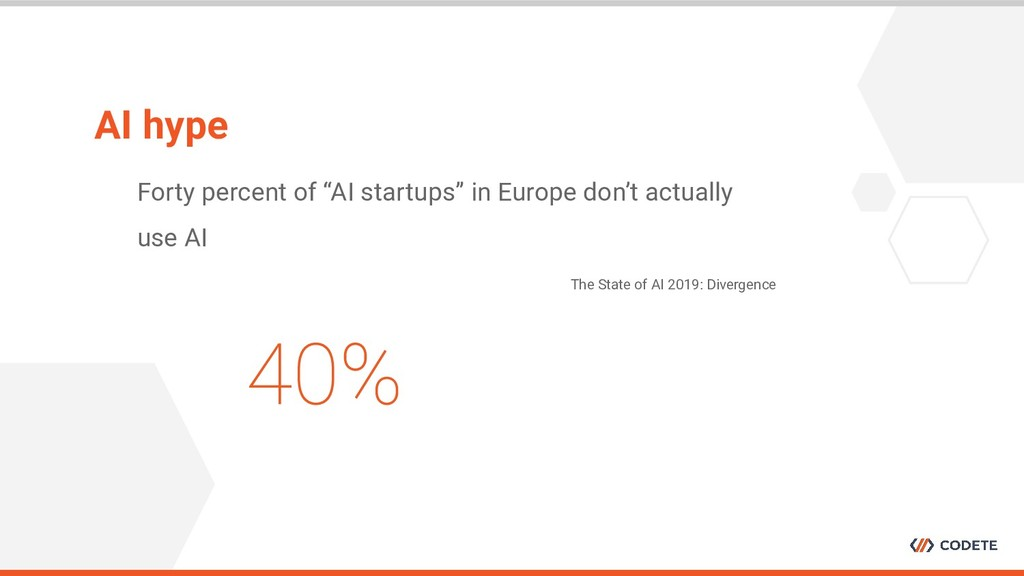 "Forty percent of ""AI startups"" in Europe don't ..."