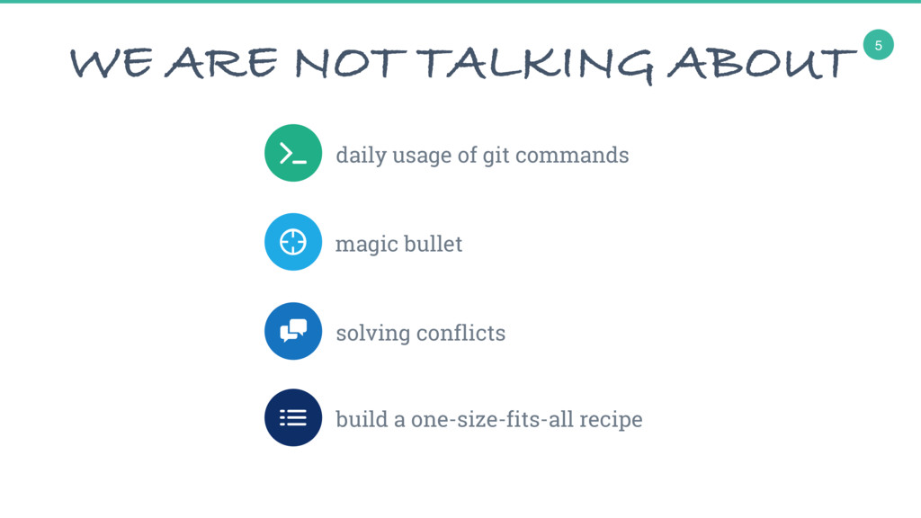 5 magic bullet solving conflicts build a one-si...