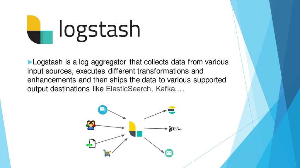 Logstash is a log aggregator that collects dat...