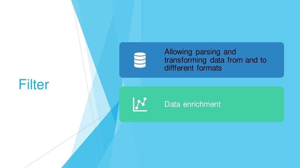 Filter Allowing parsing and transforming data f...