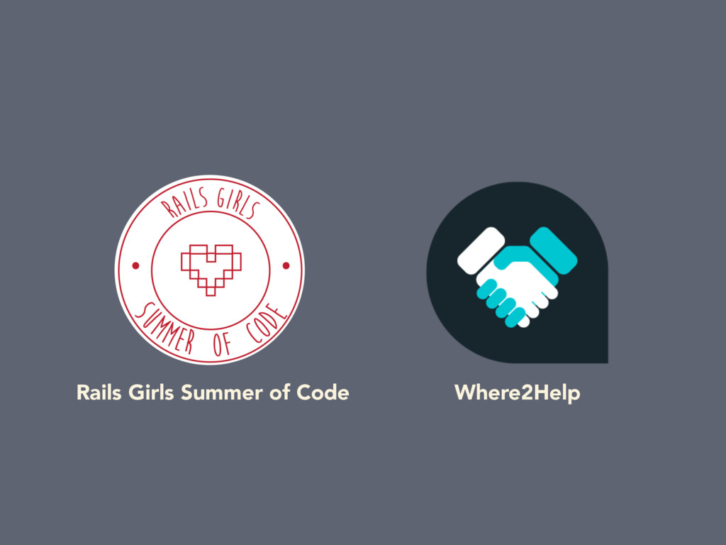Rails Girls Summer of Code Where2Help