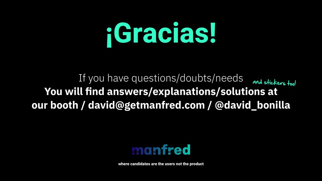 ¡Gracias! If you have questions/doubts/needs Yo...