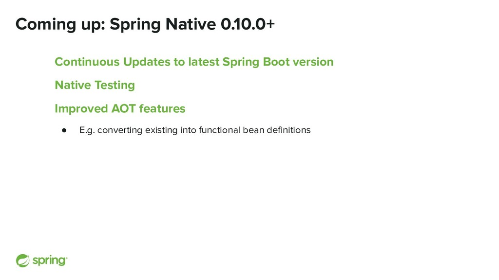 Continuous Updates to latest Spring Boot versio...