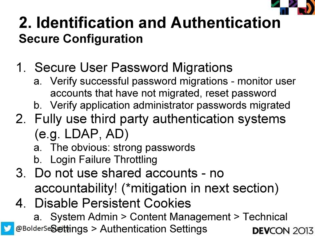 2. Identification and Authentication Secure Con...