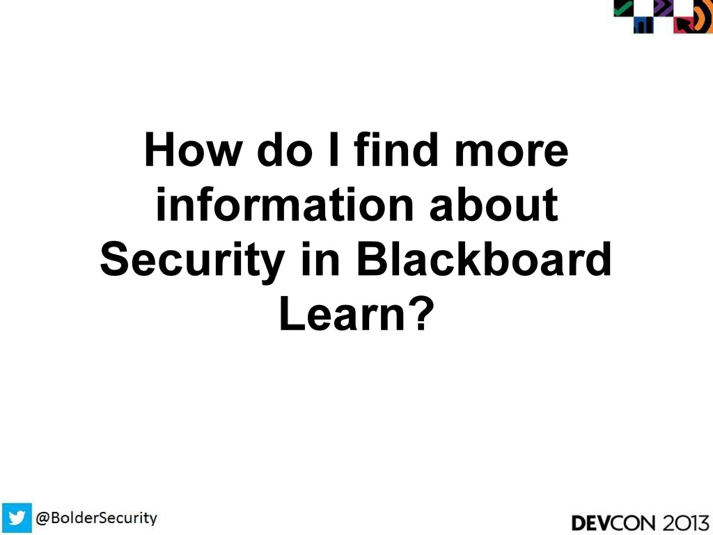 How do I find more information about Security i...