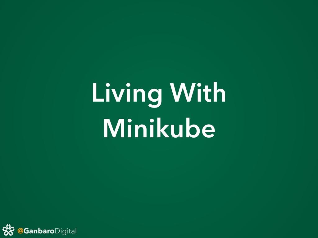 @GanbaroDigital Living With Minikube