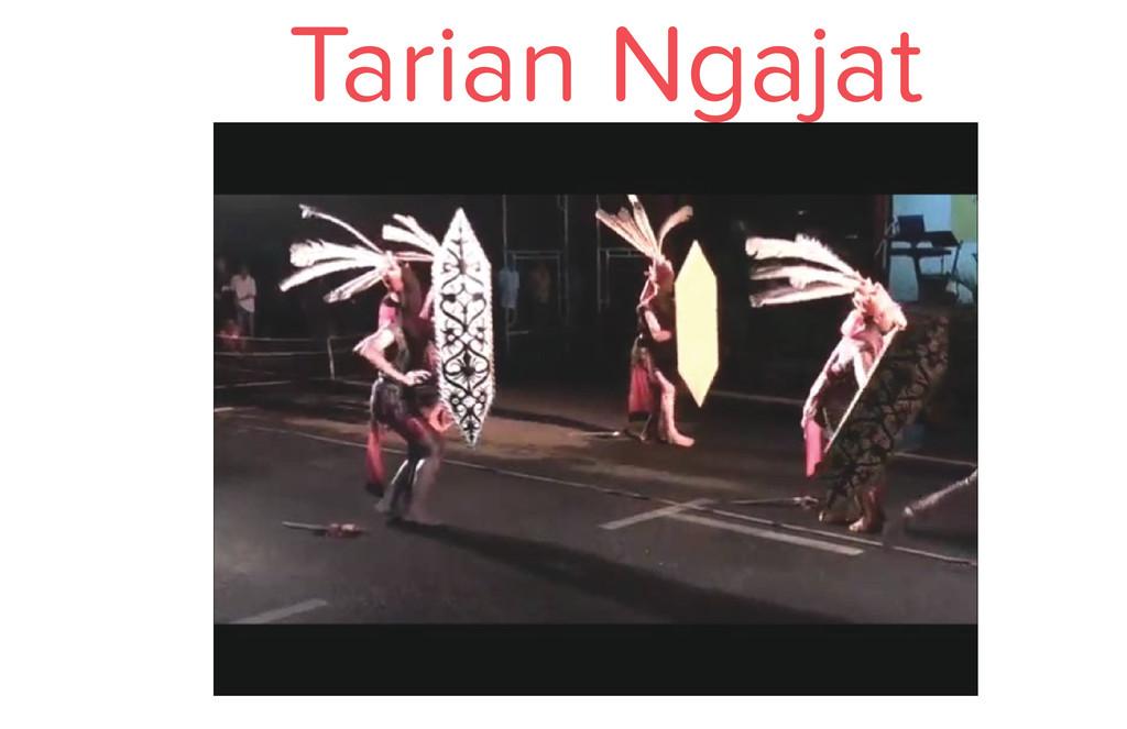 Tarian Ngajat