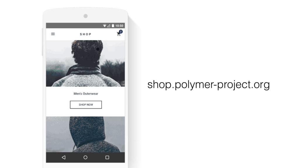 shop.polymer-project.org
