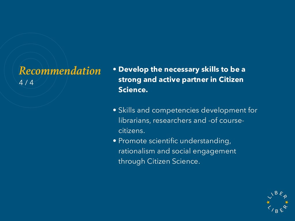 • Develop the necessary skills to be a strong a...