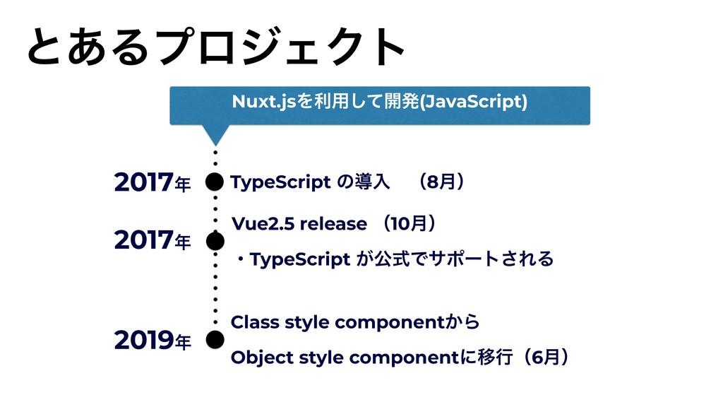 ͱ͋ΔϓϩδΣΫτ Nuxt.jsΛར༻ͯ͠։ൃ(JavaScript) 2017 Type...