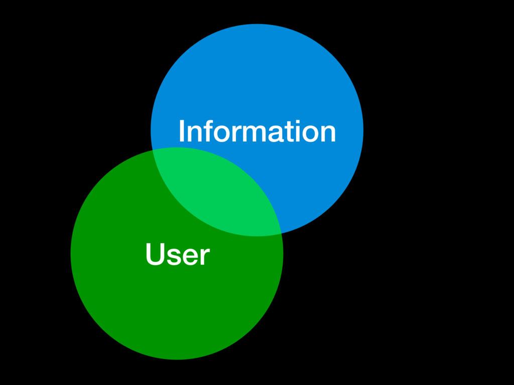 Information User