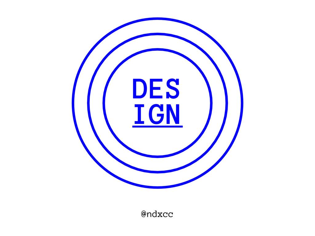 @ndxcc IGN DES