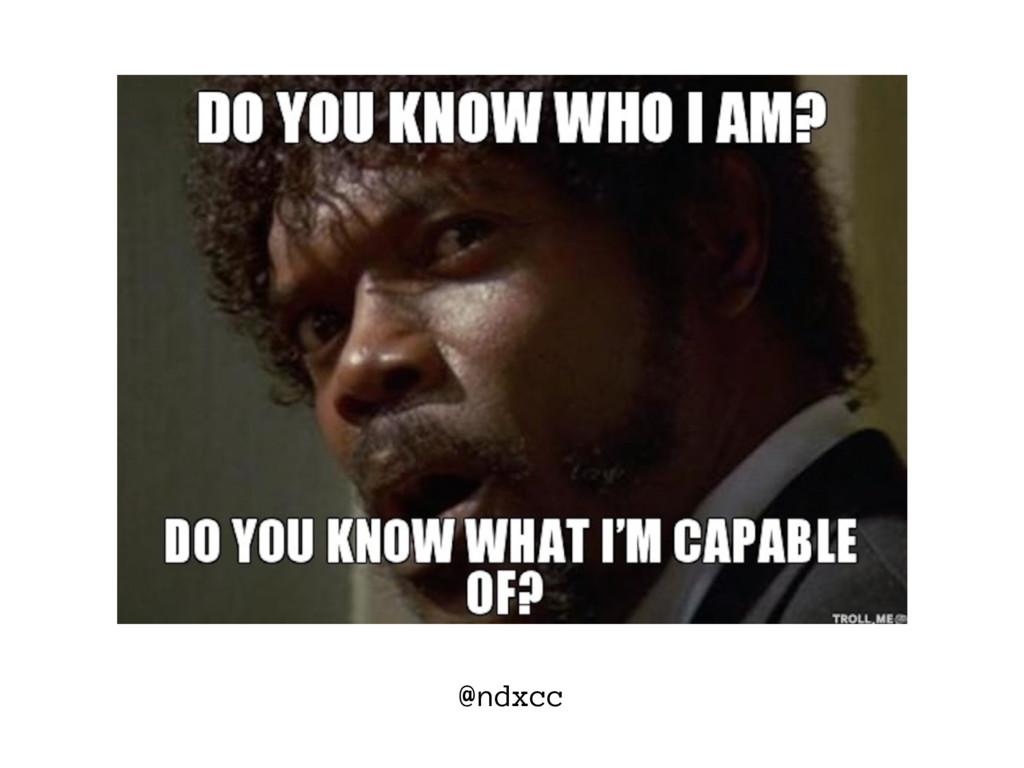 @ndxcc