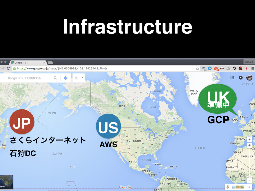 Infrastructure UK ४උத JP US ͘͞ΒΠϯλʔωοτ ੴङDC AW...