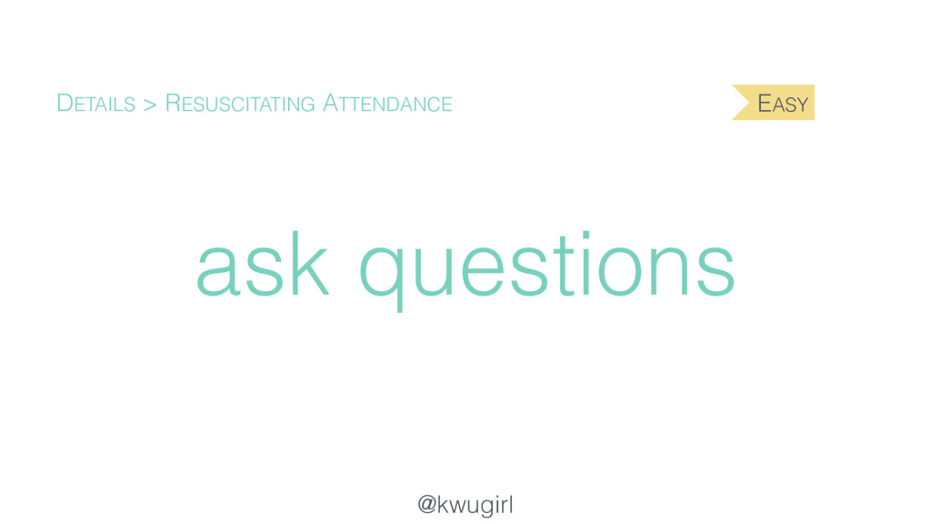 @kwugirl ask questions DETAILS > RESUSCITATING ...