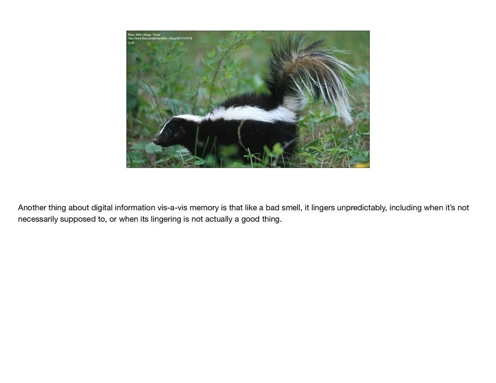 """Photo: Rikki's Refuge, """"Skunk"""" https://www.flick..."""