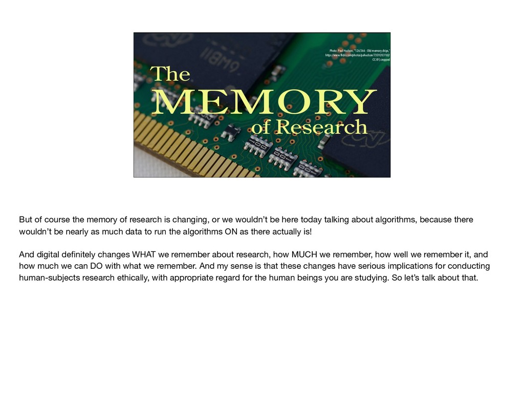 "Photo: Paul Hudson, ""126/366 - Old memory chips..."
