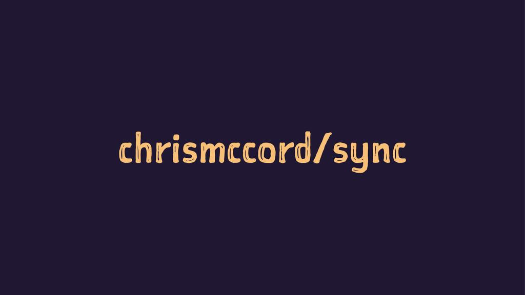 chrismccord/sync