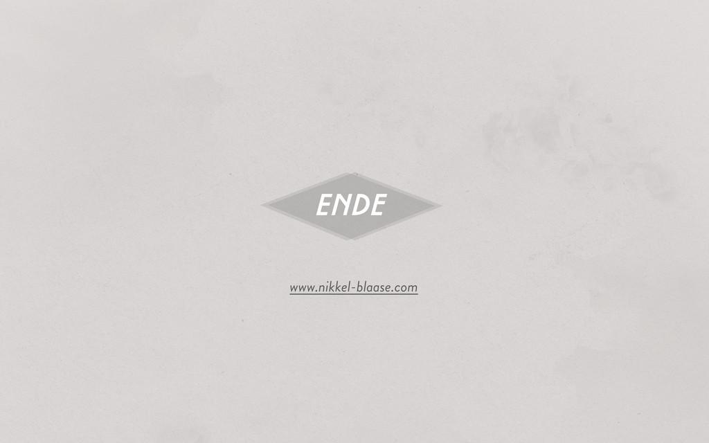 Ende www.nikkel-blaase.com
