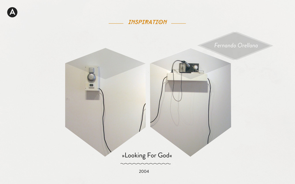 A inspiration Fernando Orellana »Looking For Go...